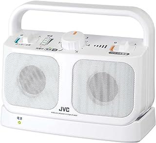 JVC SP-A850-W テレビ用ワイヤレススピーカー みみ楽シリーズ ホワイト
