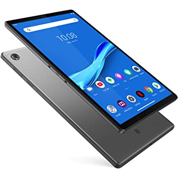 "Lenovo Tab M10 Plus, 10.3"" FHD Android Tablet, Octa-Core Processor, 64GB Storage, 4GB RAM, Iron Grey, ZA5T0300US"