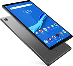 "Lenovo Tab M10 Plus Tablet, 10.3"" FHD Android Tablet, Octa-Core Processor, 128GB Storage, 4GB RAM, Dual Speakers, Kid Mode..."