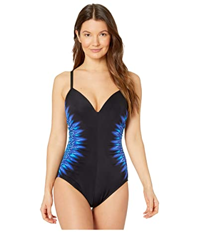 Miraclesuit Curacao Temptation One-Piece (Blue) Women