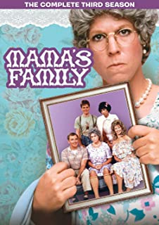 cast of mamas family