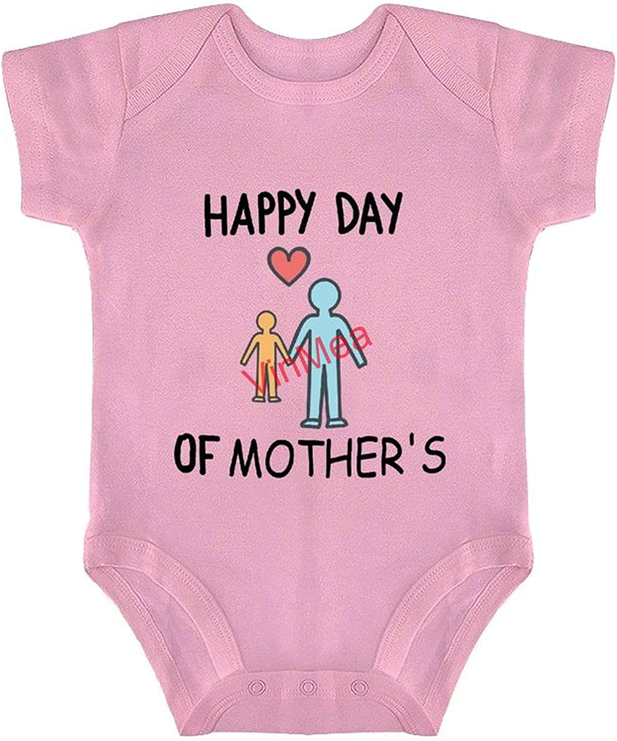Cute Bodysuit For Baby Popular brand in the world Sale SALE% OFF Bod Onesie Happy-Mother'S-Day Infant