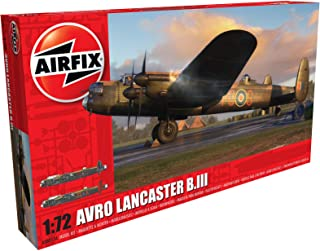 Airfix Avro Lancaster B III 1:72 Military Aviation Plastic Model Kit A08013A