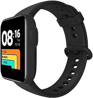 【正規日本語版】Xiaomi Mi Watch Lite スマートウォッチ シャオミ 1,4インチカラーディスプレイ 120種類文字盤 絵文字対応 活動量計 歩数計 心拍計 睡眠モニター 健康管理 GPS&GLONASS搭載 5ATM防水 着信...