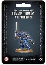Games Workshop Warhammer 40,000 40k Space Marines Primaris Lieutenant with Power Sword