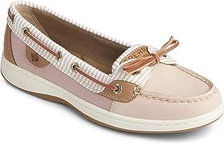 حذاء Sperry Women's, Angelfish Boat وردي متعدد الألوان