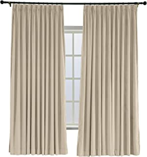 cottage pleat curtains