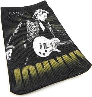 [ジョニー·アリディ (Johnny Hallyday)] (Johnny Hallyday コレクション) [H4023] ブラック