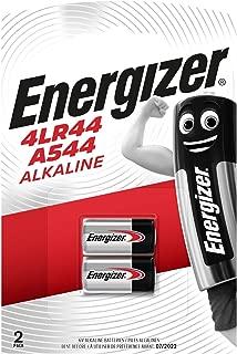 Energizer Battery 4LR44/A544 Alkaline 2, 235407