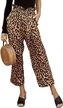 Best leopard print trousers women Reviews