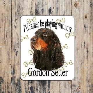 Gordon Setter Mouse Pad