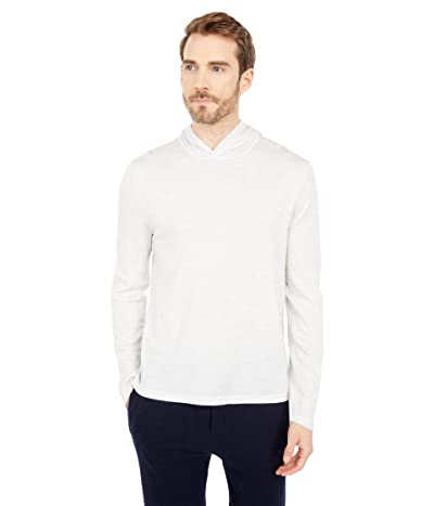 Vince Pullover Hoodie (Heathered White 1) Men
