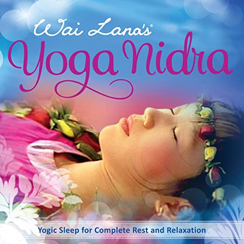 Amazon.com: Yoga Nidra: Yogic Sleep for Complete Rest and ...