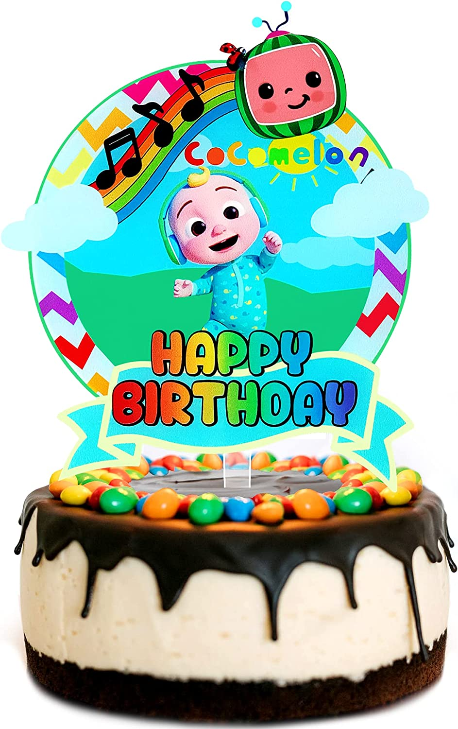 Cartoon Birthday Cake Topper for 1st Birthda 2nd El Paso Mall 4th 6th 3rd 5th Free shipping anywhere in the nation