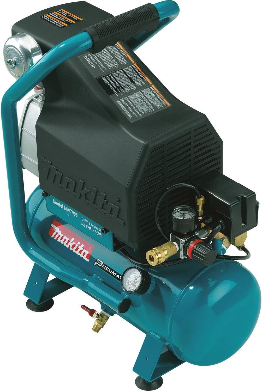 Makita MAC700 Big Bore Oil-Lubricated Portable Air Compressor