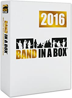 band in a box pro 2016