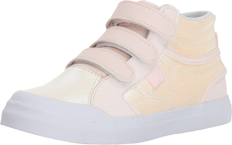DC Women's Evan HI V SE Skate Shoe