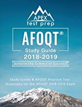 AFOQT Study Guide 2018-2019: Study Guide & AFOQT Practice Test Questions for the AFOQT 2018-2019 Exam