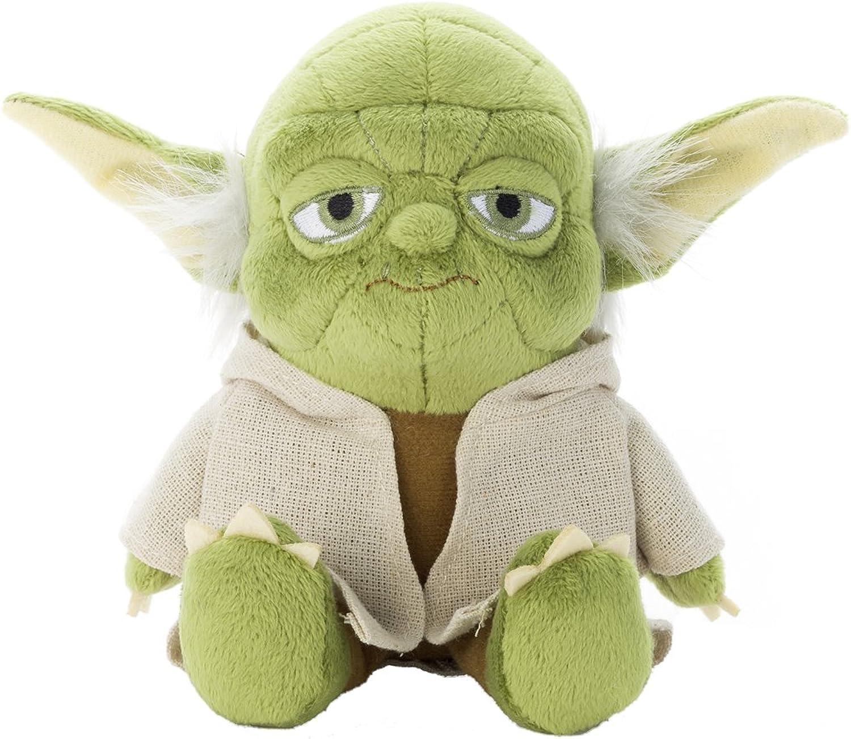bienvenido a orden Estrella Wars Beans collection Yoda stuffed Juguete sitting height about about about 12cm  ventas de salida