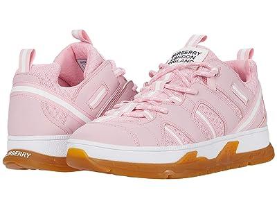 Burberry Kids Low Top Sneaker (Toddler/Little Kid) Girl