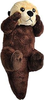 Wild Republic 23321 Sea Otter Plush, Wild Calls Soft Toys with Original Sound, Kids Gifts, 20 cm, Multi
