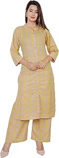 Antarmana Fashions Women's Cotton Salwar Suit