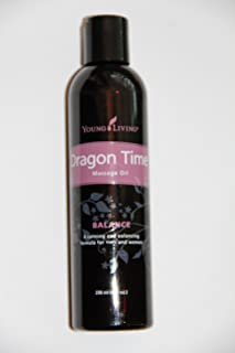 Dragon Time Massage Oil 8 fluid ounces by Young Living Essential Oils