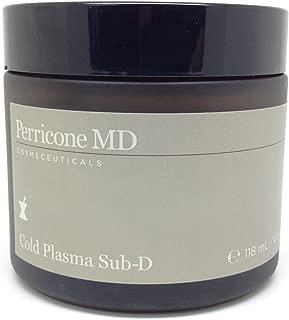 Cold Plasma Sub-D, Perricone MD Luxury Size, 4oz