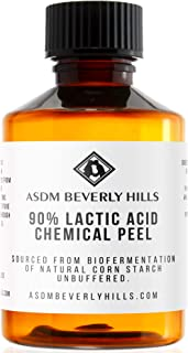 ASDM Beverly Hills 90% Lactic Acid Medical Strength, 2oz