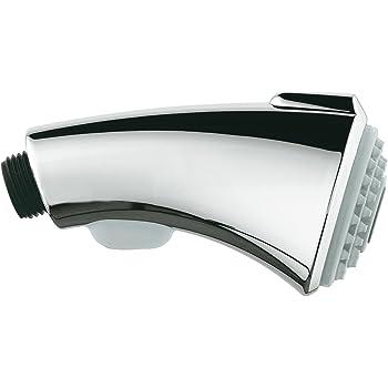 Grohe 46173ie0 Pull Out Spray Chrome Faucet Spray Hoses Amazon Com