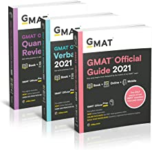 GMAT Official Guide 2021 Bundle, Books + Online Question Bank: Books + Online Question Bank PDF