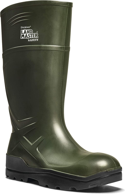 Dickies' Lemaster 2.0 - Stivali di Sicurezza Wellingtons
