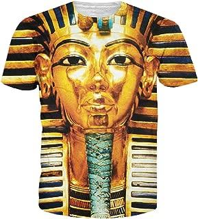 Dorathy Cool Summer Fashion Women Men Printed Short Sleeve Tee Tops T-Shirts