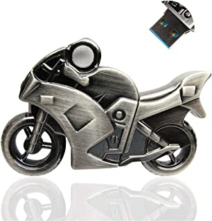 محرك أقراص فلاش يو إس بي 3.0 سعة 128 جيجابايت من EcooDisk محرك أقراص الإبهام ذات السرعة العالية، قرص تبريد ذاكرة ممتع للخد...