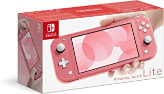 Nintendo Switch Lite, Corallo