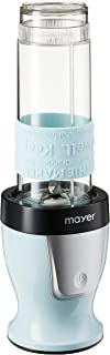 Mayer MMBC19 2 in 1 Blender and Chopper, Mint