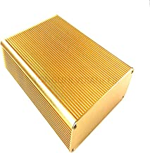 YONGLINLVDIANKEJI Controller Board Case 120x45-150mm/Aluminum Shell/Aluminum Profile Housing/Gold Housing/PCB Case