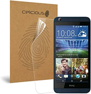 Celicious Impact Anti-Shock Shatterproof Screen Protector Film Compatible with HTC Desire 628