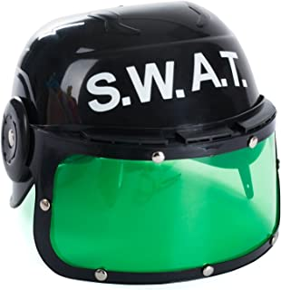 Funny Party Hats Swat Helmet for Kids - Police Swat Helmet - Dress Up Hats - Costume Hats - Police Helmet