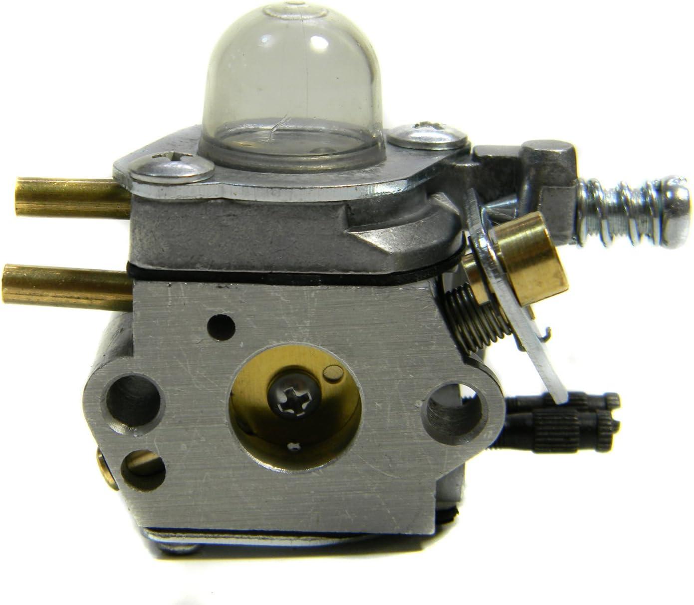 Carburetor Zama K52 used on SRM-2100 Type 1 San Diego Mall Import 159491 Mod Up N: S