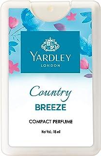 Yardley London Country Breeze Compact Perfume, 18ml