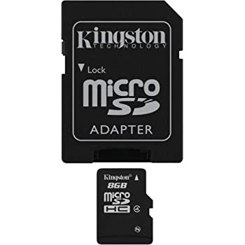 . Professional Kingston 16GB MicroSDHC Card for Sony LT18a Smartphone with custom formatting and Standard SD Adapter. Class 4
