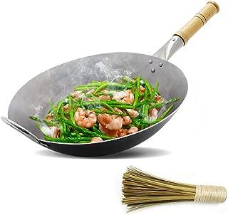 Best flat bottom wok carbon steel Reviews