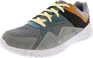 Skechers Skechex Vert Crest 男士交叉训练鞋灰褐色