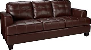 Best coaster bonded leather sofa Reviews