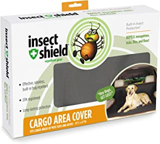 Insect Shield Insect Repellant Cargo Cover for Protecting Dogs from Fleas, Ticks, Mosquitoes & More