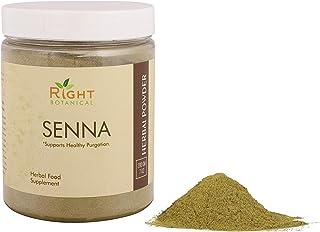Sponsored Ad - Senna Leaf Powder (Cassia Angustifolia) - Herbal Laxative Supplement | Supports Safe & Natural Purgation | ...