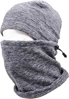 TRIWONDER Fleece Balaclava Cold Weather Face Mask Ski Mask Neck Warmer Winter Hat Full Face Cover Cap baclava for Men & Women