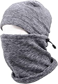 TRIWONDER Fleece Balaclava Cold Weather Face Mask Ski Mask Neck Warmer Winter Hat Full Face Cover Cap baclava for Men & Women