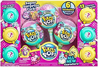 Pikmi Pops Super Surprise Exclusive Six Scented Plush Figures Pack
